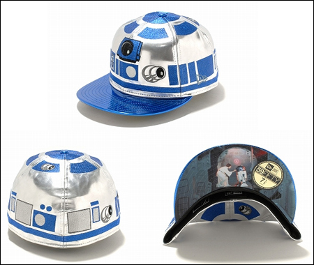 star wars 59fifty. I found these Star Wars New Era 59Fifty caps over at the always fantastical