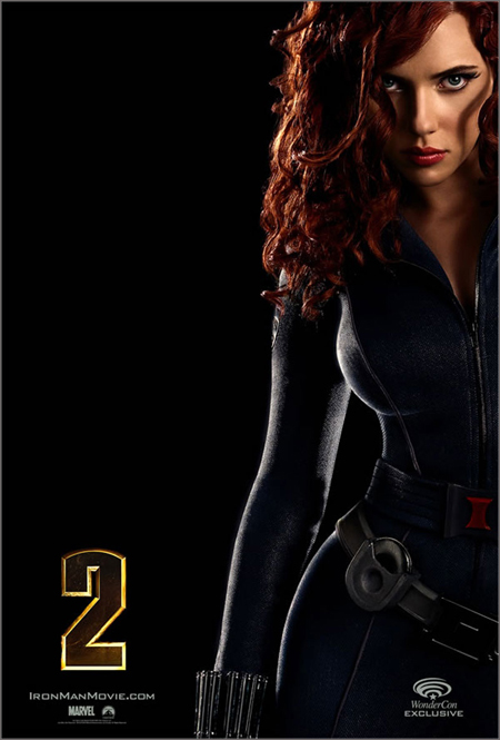 Black Widow : Sweet Jesus