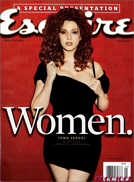 Christina Hendricks : Lord Have Mercy