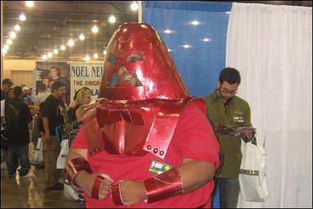 The Juggernaut, Bitch!
