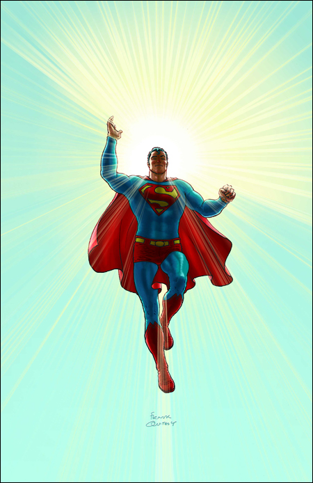 Absolute All-Star Superman, FTFW.