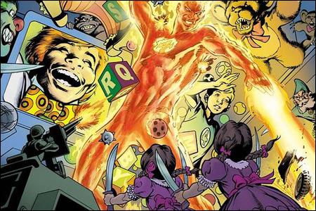 Fantastic Four #580
