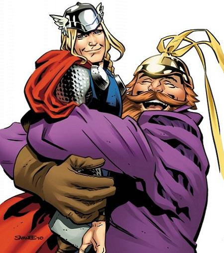 The Avengers FanArts - Página 3 Thor-Mighty-Avenger-4