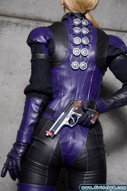 Jill Valentine Resident Evil 5 Cosplay Wins Everything  Latex Heaven