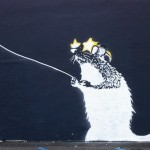 Banksy - Hollywood, Rat Time. And The Whatnot.