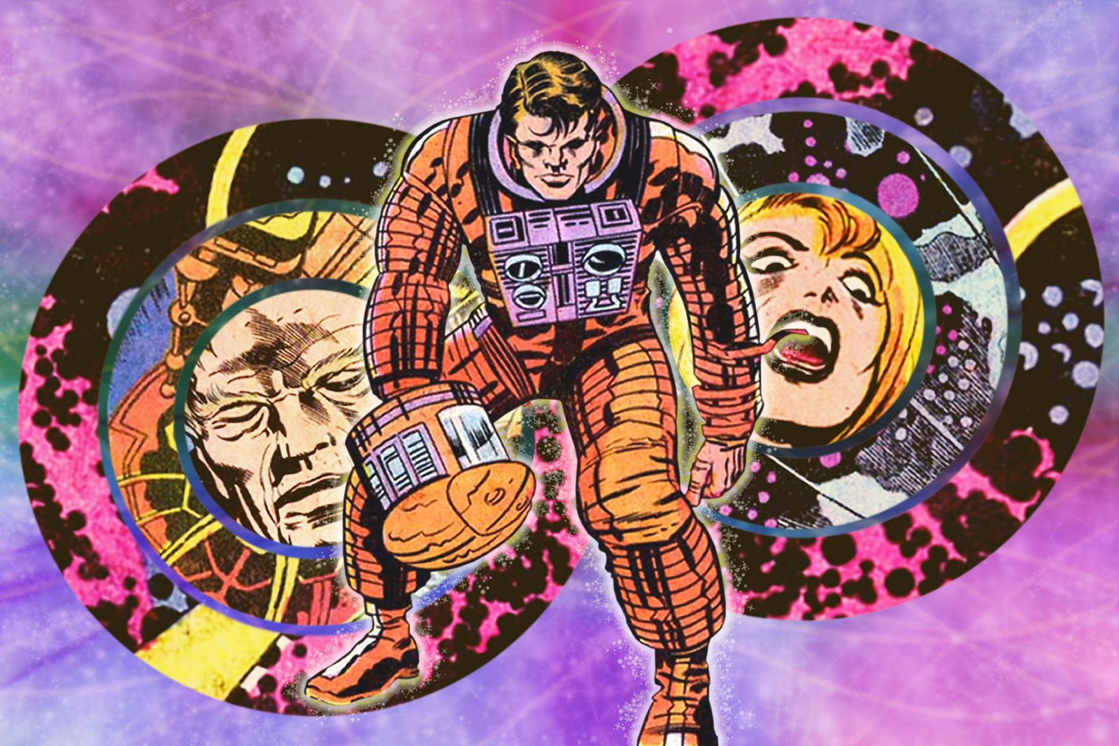 Jack Kirby Storyteller