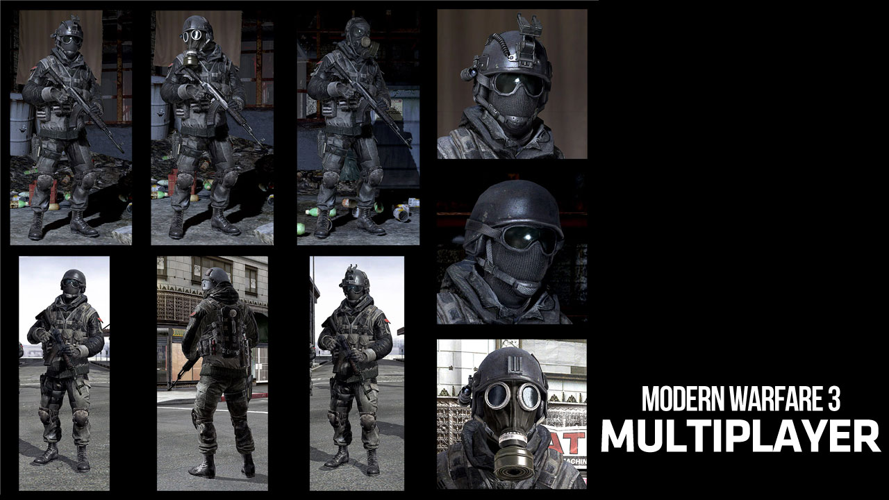 Modern Warfare 3 Promo Image