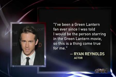 Green Lantern Op Ed:  The Death of the Superhero my A$$