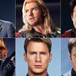 New Avengers Pics!