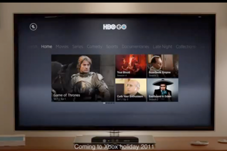 Microsoft Reveals Official Xbox 360 TV Partners  HBO Go, and