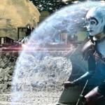 Samara cosplay.