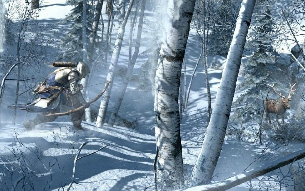 przeci assassins creed iii - HD 1280×803