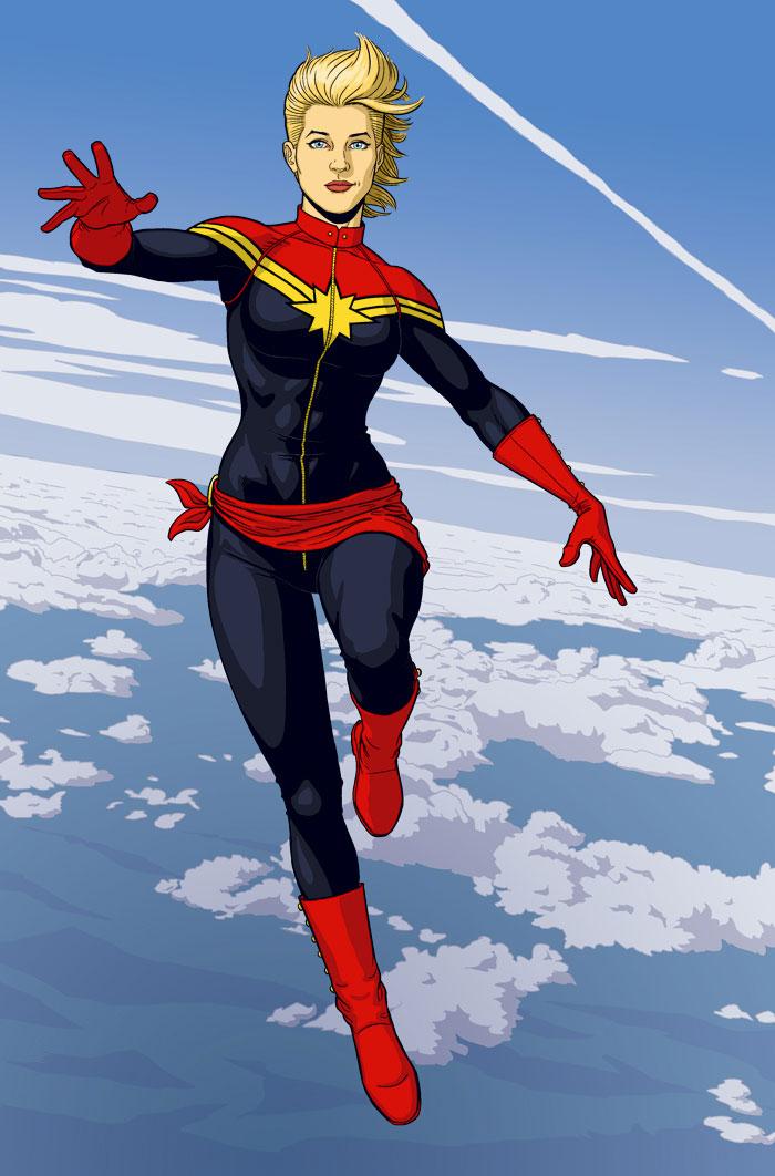 Marvel Captain