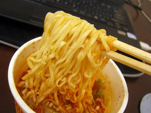 Tacos In A Cup? Ramen Has Nuked The F**king Fridge « OMEGA-LEVEL