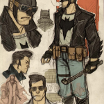 Greaser Batman.