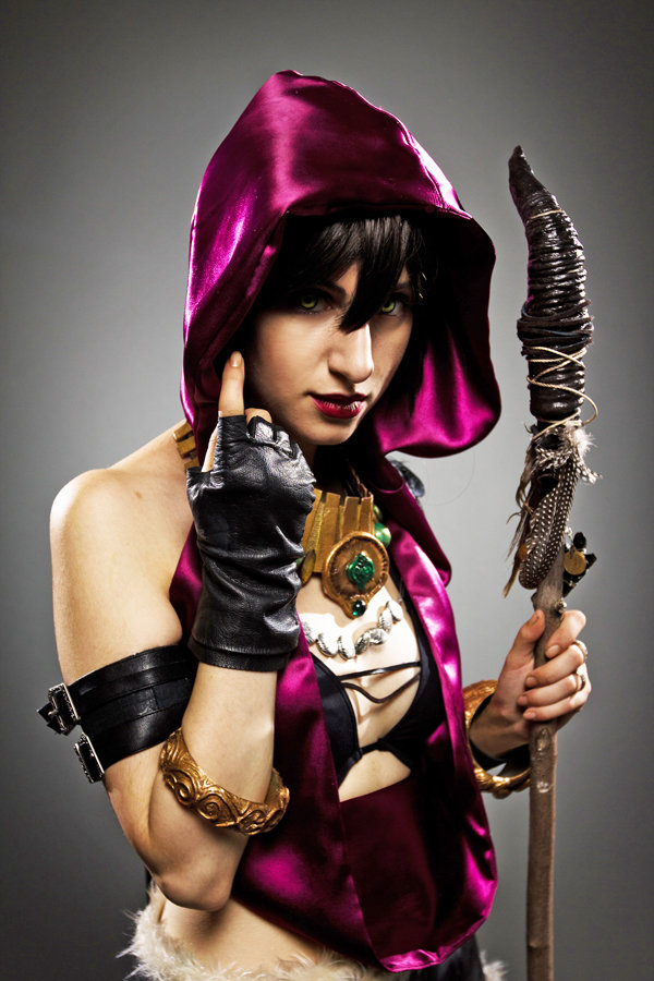 Post de Chicas Morrigan-cosplayed-by-Lightpriestess.