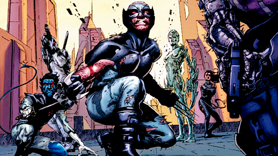 Uncanny X-Force #28.