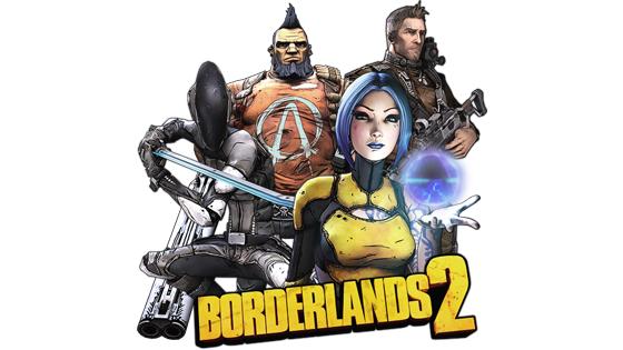 Borderlands 2.