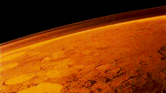Mars. Let's get the fuck there. Now.
