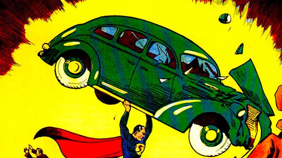 Action Comics #1.