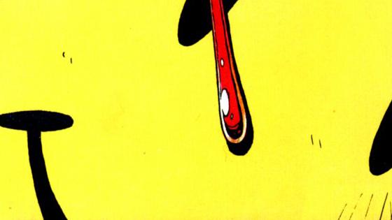 Watchmen #1.