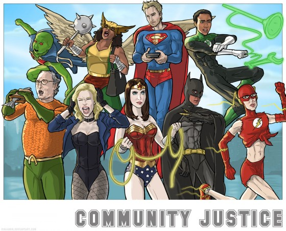 Community Justice by Kinjamin.