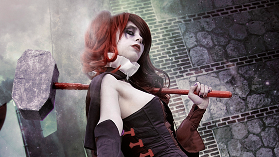 Harley Quinn. Yus.