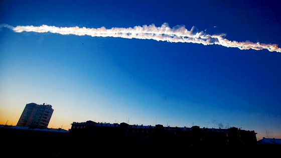 Russian meteor and such.