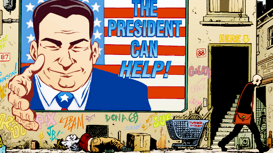 The President can help!