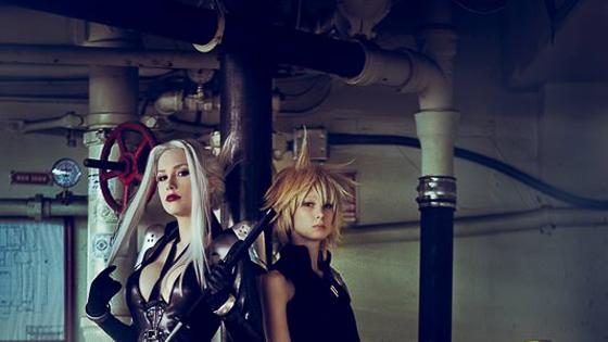 Final Fantasy Sephiroth Cosplay Cosplay: LADY SEPHIROT...