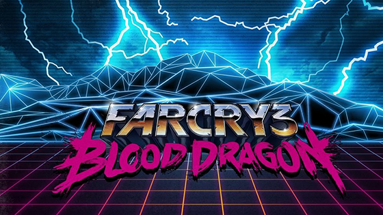 Blood Dragon!