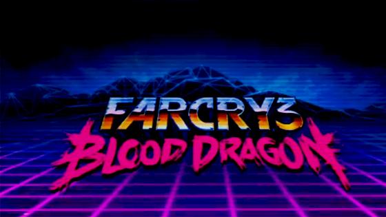 Far Cry 3 - Blood Dragon.