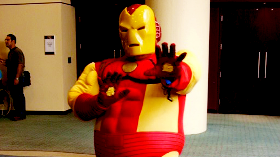 Iron Man puts on some weight, still rules.