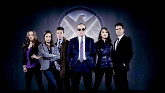 Agents of SHIELD.