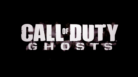 Call of Duty - Ghosts.