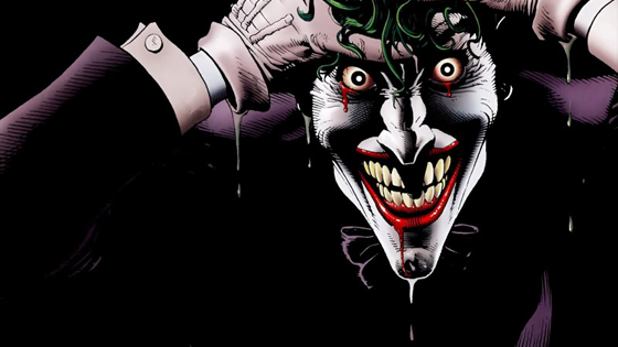 The Killing Joke.