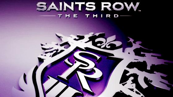 Saints Row - The Third.