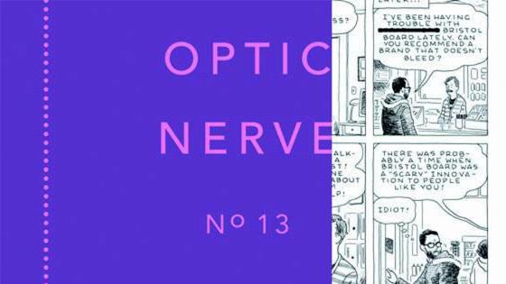Optic Nerve #13.