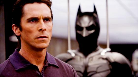 THE BAT-MAN.