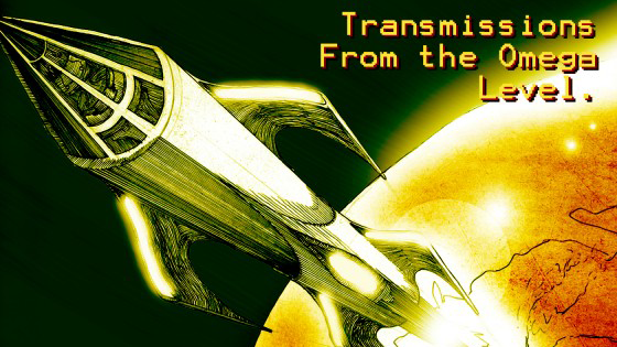 Transmissions from the OMEGA-LEVEL.
