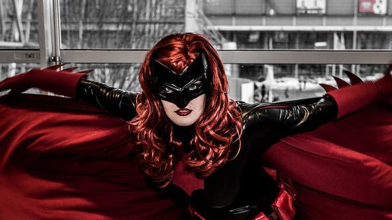 Fantastic Batwoman cosplay.