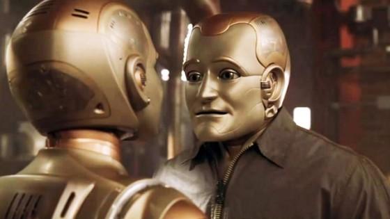 Robot Raper