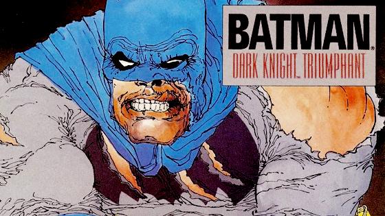 The Dark Knight Triumphant.