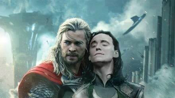 THOR: THE DARK WORLD' gets perhaps the PERFECT TUMBLR POSTER