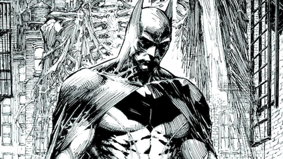 Batman - Black and White #1.