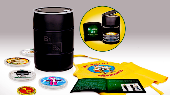 Breaking Bad - The Complete Series.