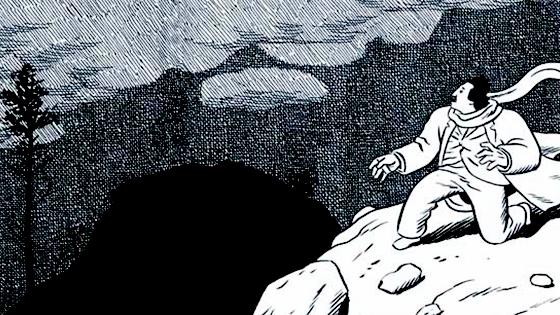 Louis Riel - A Comic Strip Biography
