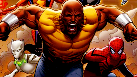 Mighty Avengers #1.