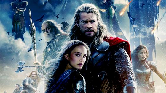 Thor - The Dark World.