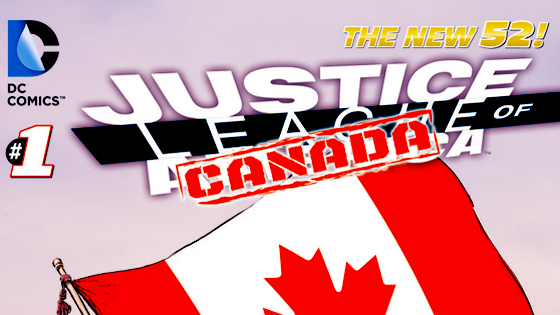Justice League of Canada.